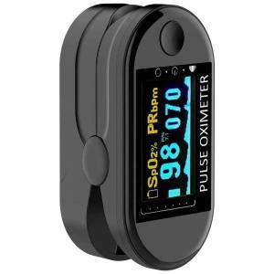 China Portable Blood Testing PR Waveform Fingertip Pulse Monitor factory