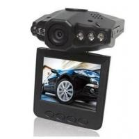 China H198 car dvr car camera with night vision factory