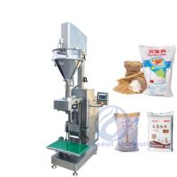 China Combined Type Hopper Auger Filling Machine 1kg To 30kg For Packing Superfine Powder on sale