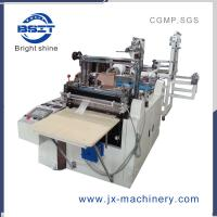 Buy cheap empty filter paper Bag Making Machine for tea bag factory or related tea from wholesalers