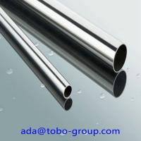 Buy cheap ASTM Super Duplex Stainless Steel Pipe , Small Diameter Stainless Steel Tubing from Wholesalers