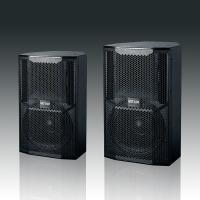 China PA Passive DJ Equipment Speakers , Two Way Live Sound Speakers 400 W on sale