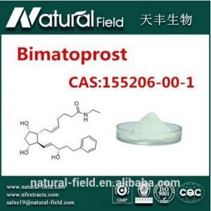 China Bimatoprost 99% CAS:155206-00-1 factory