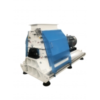 Buy cheap Large Output Grains Maize Corn Soybean Wheat Hammer Mill Crusher For Sale from wholesalers