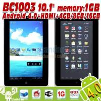 Buy cheap 10inch Tablet PC BC1003 Android 4.0 from wholesalers