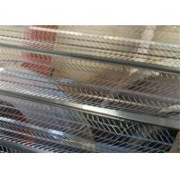 Buy cheap rib lath/expanded metal lath/rib lath mesh/stucco mesh/metal lath/metal lath sheets/galvanized metal mesh lath from Wholesalers