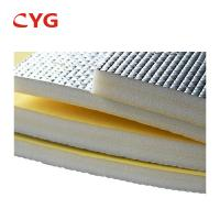 Buy cheap Acoustic Construction Heat Insulation Foam Xlpe Aluminum Thermal Reflective Foil from Wholesalers