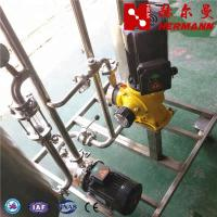 China CE / ISO Beer Filtration Equipment Adopt SUS 304 Stainless Steel Material factory