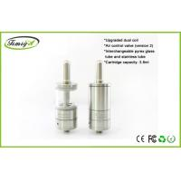 Buy cheap Changeablee Cig Clearomizer Kanger 3.8ml Aerotank Mega With 1.5ohm Dual Coil from Wholesalers