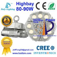 LED High Bay Light 80-90W with CE,RoHS Certified and Best Cooling Efficiency Made in China