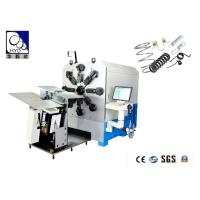 China 8mm 16 Axes Cam-Less CNC Control Spring Bending Machine with High-Efficiency factory