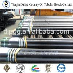 "China API tubing pipe oil  casing pipe 2-3/8"" eue J55 tubing pipe factory"