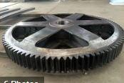 Buy cheap Awning big grinding wheel marine gear Good Quality Helical Gear for Heavy Duty Machinery from Wholesalers