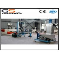 Buy cheap TPU Elastomer Double Screw Extruder Underwater Pelletizing Extrusion Line from Wholesalers