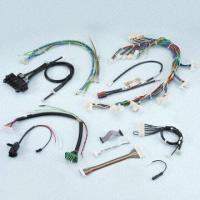 China Highly Reliable Custom-Made Wire or Cable Harnesses for Wide Applications factory