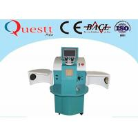 China 10X Microscope Jewelry Laser Welding Machine For Stainless Steel 200W YAG Laser on sale