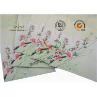 Buy cheap OEM Custom Offering Printed Envelopes , Personalized Envelopes For Businesses from Wholesalers