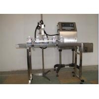 China Electric Expiry Date Printing Machine for Aluminium Can / Glass Bottle/PET Bottle on sale