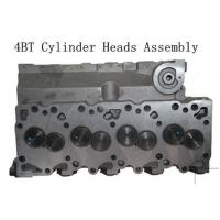 China Construction Machinery Geniune Cummins 4BT Cylinder Heads Assembly 3966448 3967432 on sale