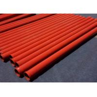 Quality Most popular 4.5mm Seamless St52 Concrete pump pipe concrete delivery pipe concrete conveying pipe wholesale