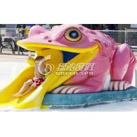 Buy cheap Frog Type Small Water Slides from Wholesalers