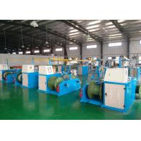 China Industrial Cable Production Equipment , Wire Extrusion Line 26x3.4x2.8m Size factory