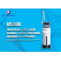 Buy cheap Scar Removal Stretch CO2 Fractional Laser Machine With Air Cooling System from Wholesalers