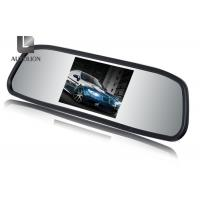 China Waterproof 4.3 Inch Car Rear View Parking System With Night Vision , Easy Installation on sale