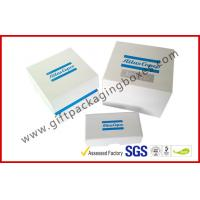 Quality Coated Paper Board Gift Box For Packing, Fashion Printed Rigid Gift Boxes With Sponge Tray for sale