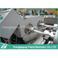 Buy cheap PLC Control Electric Pvc Pipe Making Machine , Pipe Extrusion Equipment from Wholesalers