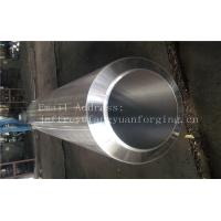 China S355NL Hot Rolled Forged Bar Forged Sleeves Pipe With PED Certificate Machined factory