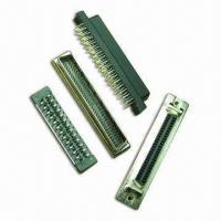 China PCB Connector, with Copper Alloy Contacts factory