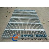 China Stainless Steel Welded Grating, Commonly With SS304, SS304L SS316, SS316L factory