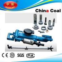 China Easy operate and safe hand held air leg rock drill YT28 air leg driller on sale