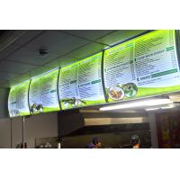 Buy cheap Outdoor / indoor large formatBacklit Poster Printing / backlitfilmprinting from Wholesalers