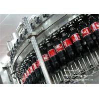 Buy cheap High Speed Carbonated Drink Production Line Soft Drink Making Machine from Wholesalers