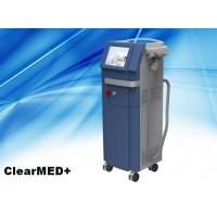 Buy cheap Vertical 808nm Diode Laser Hair Removal Equipment With 10 - 1500 Ms Pulse Duration from Wholesalers