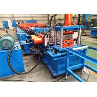Buy cheap 4 Mm Thickness Purlin Rolling Machine Servo Motor Punching High Performance from Wholesalers