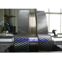 Buy cheap Custom Machined Herringbone Heavy Duty Double Helical Gear With High Precision from Wholesalers
