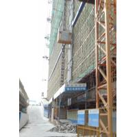 Buy cheap 3 Doors SC200BZ Building Lifts Elevators , Rack Pinion Lift Max Lifting Height 450M from Wholesalers