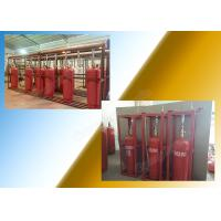 Quality Single Zone 5.6Mpa Hfc227Ea Fire Suppression Systems For Cargo Hold wholesale