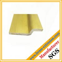 chinese manufacturer solid copper extrusion sections hardware