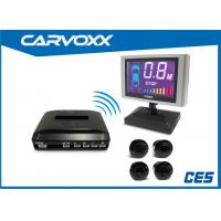 Buy cheap MCU control 3.6W Wireless Car Parking Sensor System with LCD Screen from Wholesalers