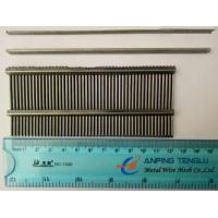 China AISI304 Wedge Wire Screen Flat Panels, Used in Mining, Buinding, etc. factory