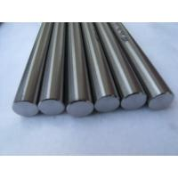 Buy cheap good delivery pure titanium bars for sale astm b348 forged and rolled process supplier from Wholesalers