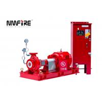 Buy cheap Supermarket End Suction Fire Pump With Long Efficient Unit Life 500 GPM from Wholesalers