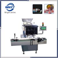 China Hard/Soft Gelatin Capsule Electric Counting Machine (12/16/24/32 channels) factory