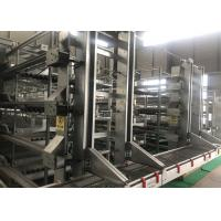 China High Quality different H type layer Chicken Cage battery automatic farm equipment factory