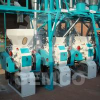 China Wheat Flour Milling factory