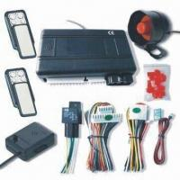 China Car Alarm System with Remote Engine Start and Open the Air-condition Functions factory
